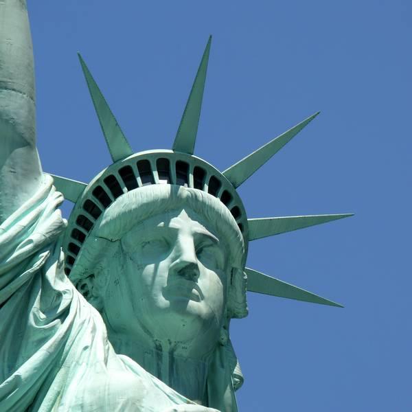 Vrijheidsbeeld in New York City