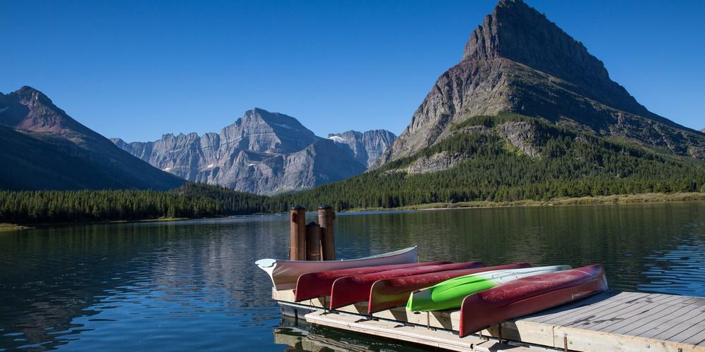 Glacier National Park - Montana - Amerika - Doets Reizen