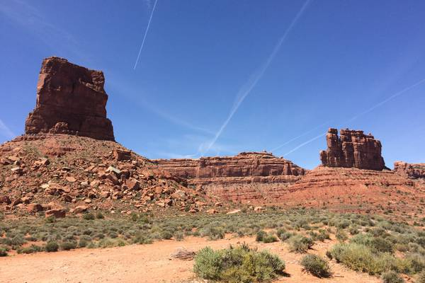 Valley of the Gods - Utah - Doets Reizen