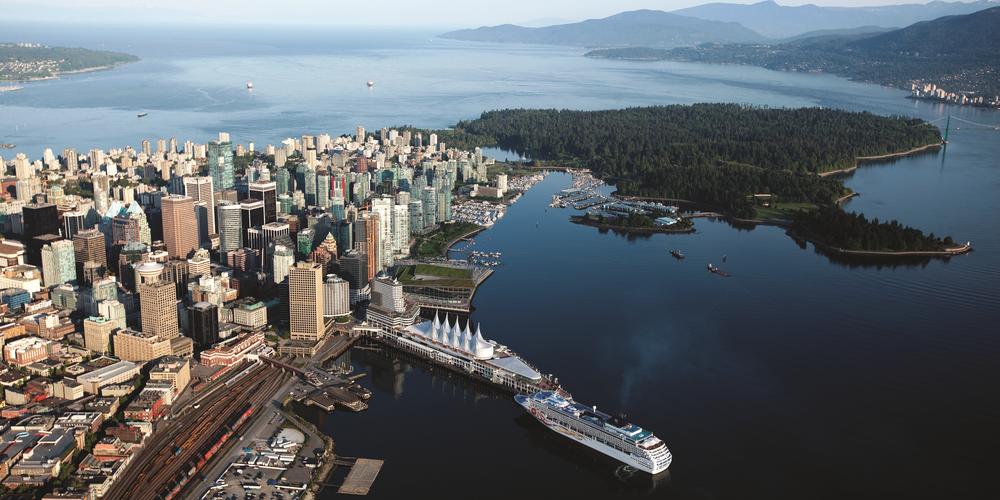 Vancouver - British Columbia - Canada - Doets Reizen