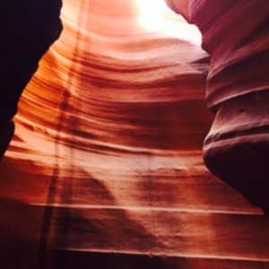Antelope Canyon, Horse shoe bend - Dag 10 - Foto