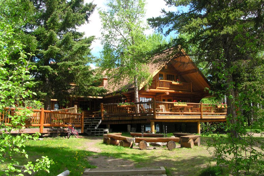 Ten-ee-ah Lodge - British Columbia - Canada - Doets Reizen