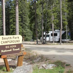 Reisdag 23 1 juni Bighorn National Forest - Dag 23 - Foto