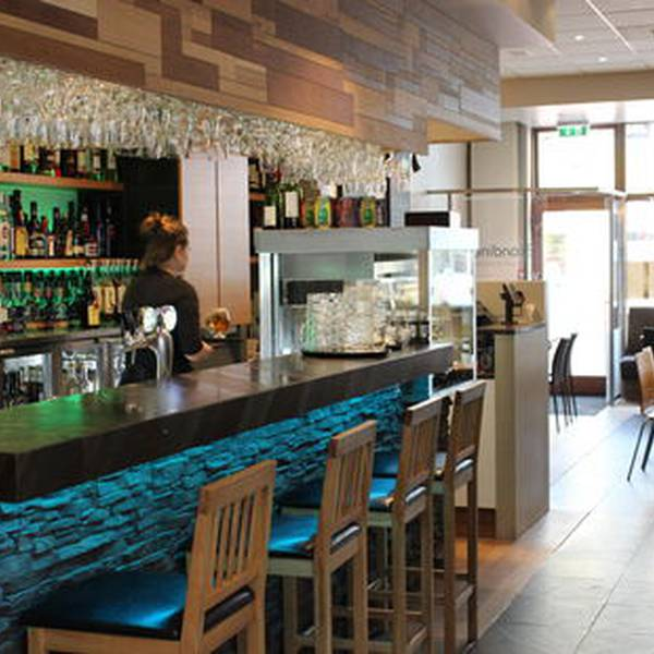 Fron Hotel Reykjavik - restaurant
