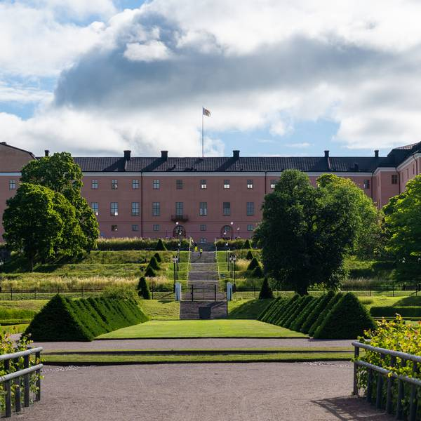 Slot van Uppsala