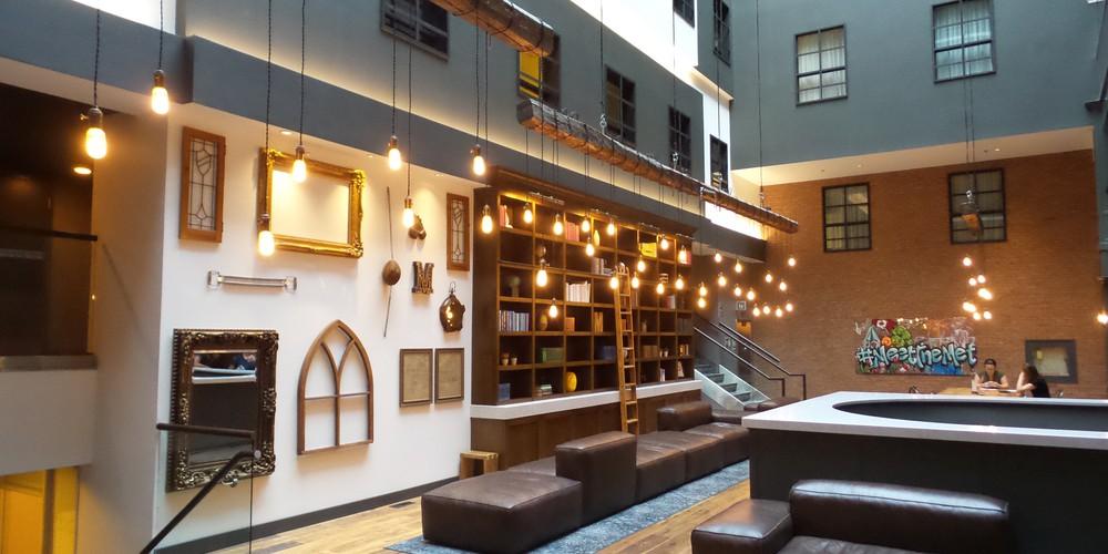 The Metcalfe Hotel - Ottawa - Ontario - Canada - Doets Reizen