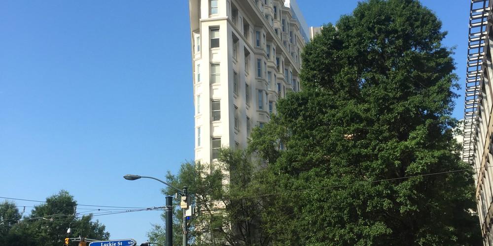Flatiron Building - Atlanta - Georgia - Amerika -Doets Reizen
