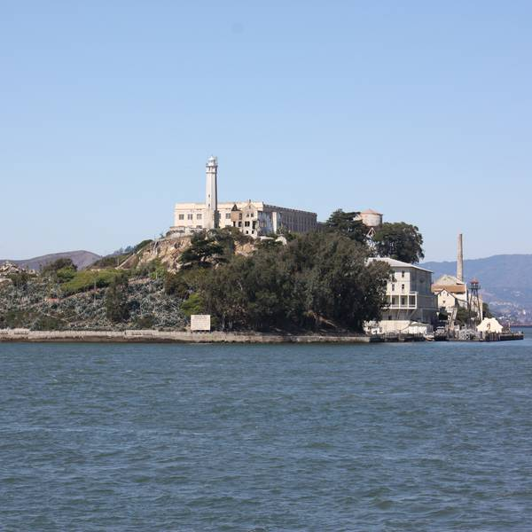 Alcatraz San Francisco California