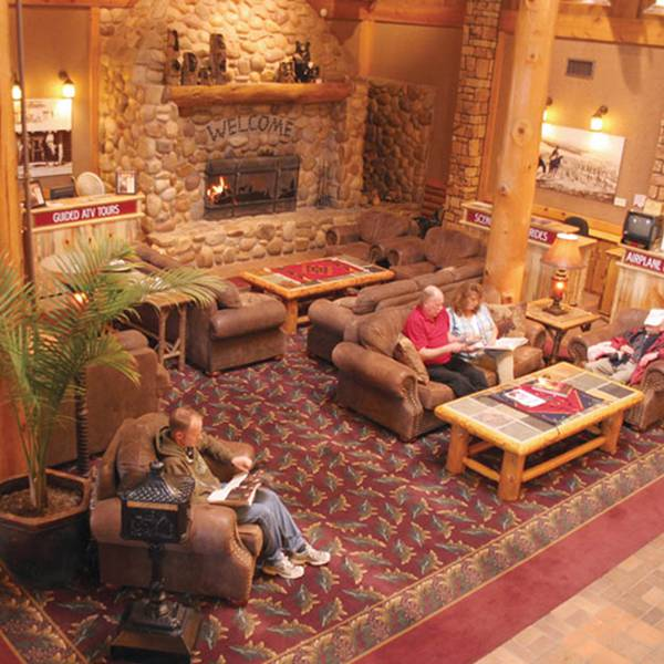 Best Western Ruby's Inn - lobby