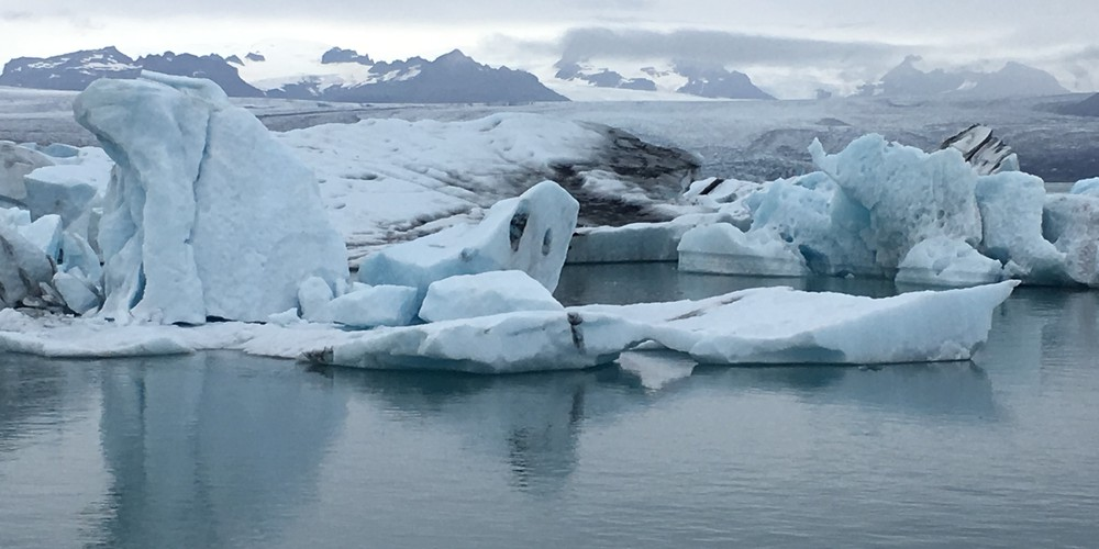 Jokulsárlón Glacier Lagoon - IJsland - Doets Reizen