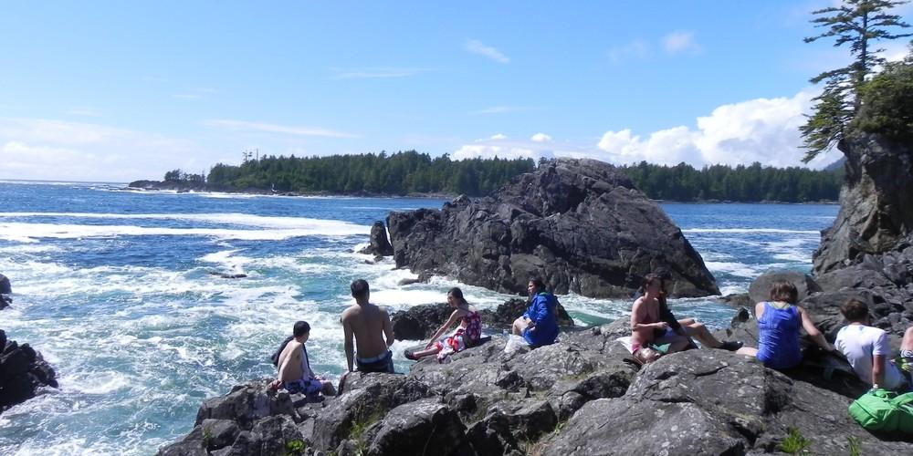 Pacific Rim National Park Hot Springs