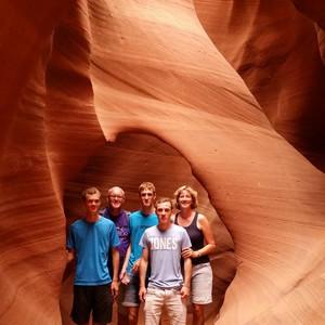 Page -Bryce Canyon - Dag 14 - Foto