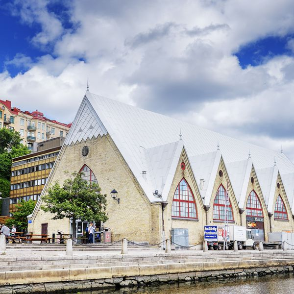 Fiska Kyrkan - Göteborg