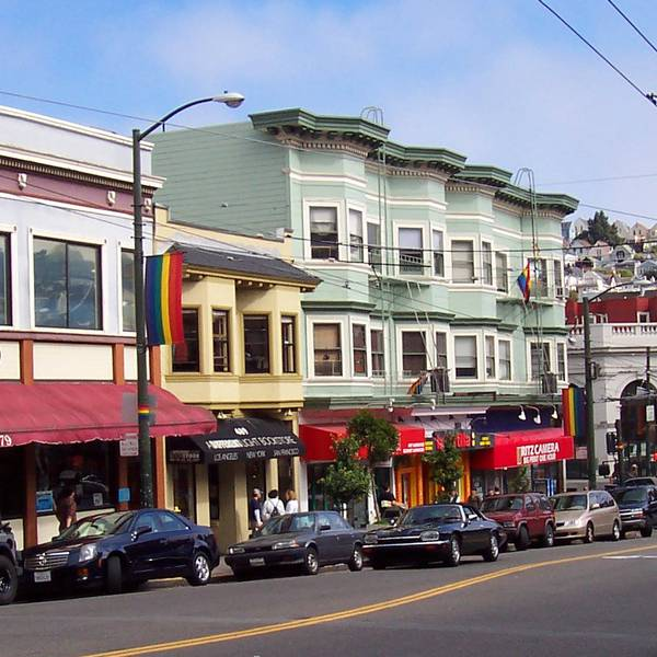 Castro - San Francisco - California - Amerika - Doets Reizen