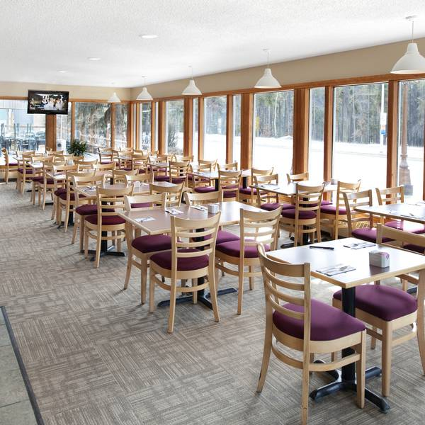 Maligne Lodge - restaurant