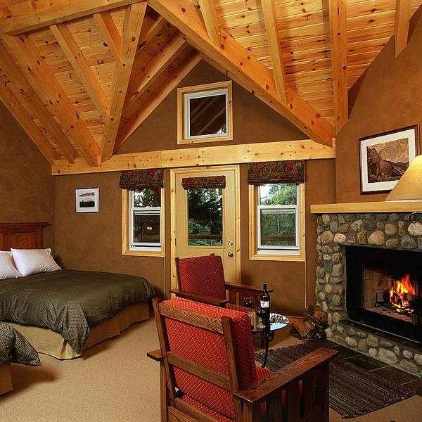 Buffalo Mountain Lodge - kamervoorbeeld