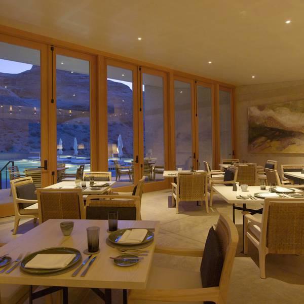 Amangiri Resort - restaurant