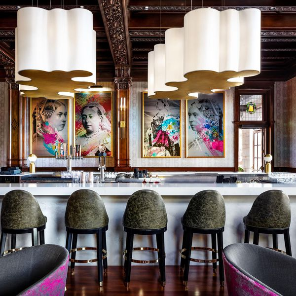 Fairmont Empress Hotel - QBAR