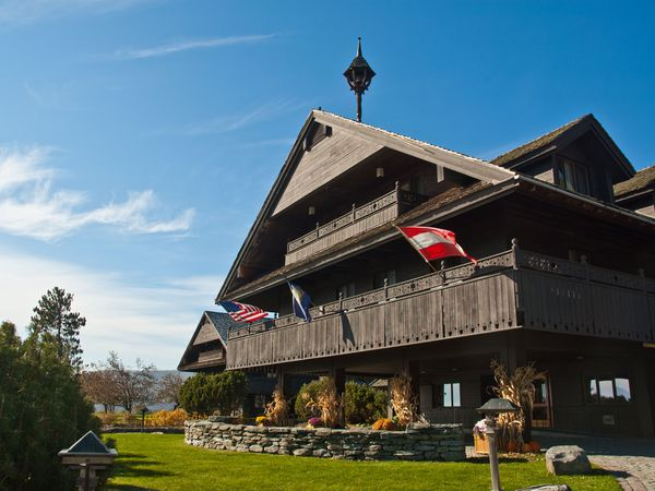 Trapp Family Lodge - Stowe - Hotel - Vermont - Amerika - Doets Reizen