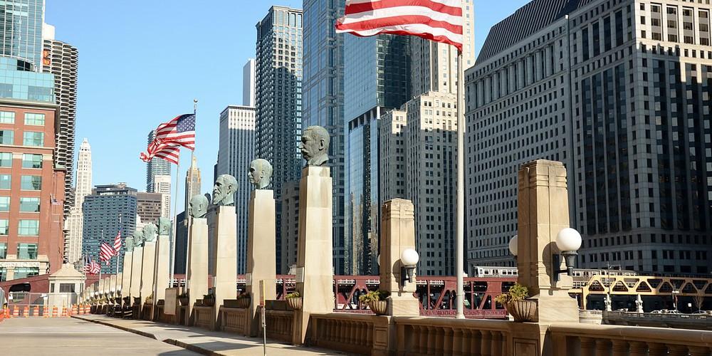 Magnificent Mile - Chicago - Illinois - Doets Reizen