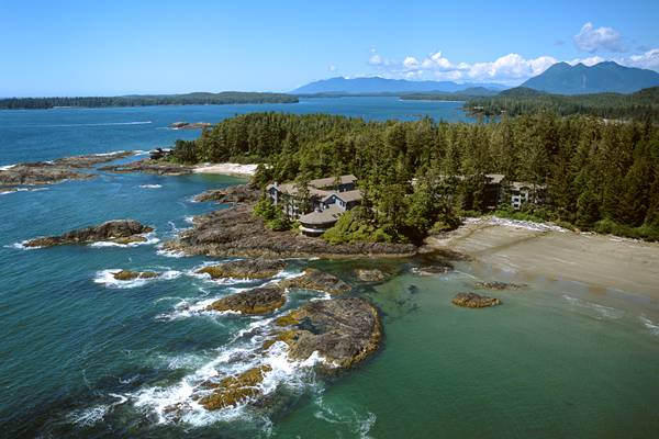Wickaninnish Inn - Pacific Rim National Park - Vancouver Island - British Columbia - Canada - Doets Reizen