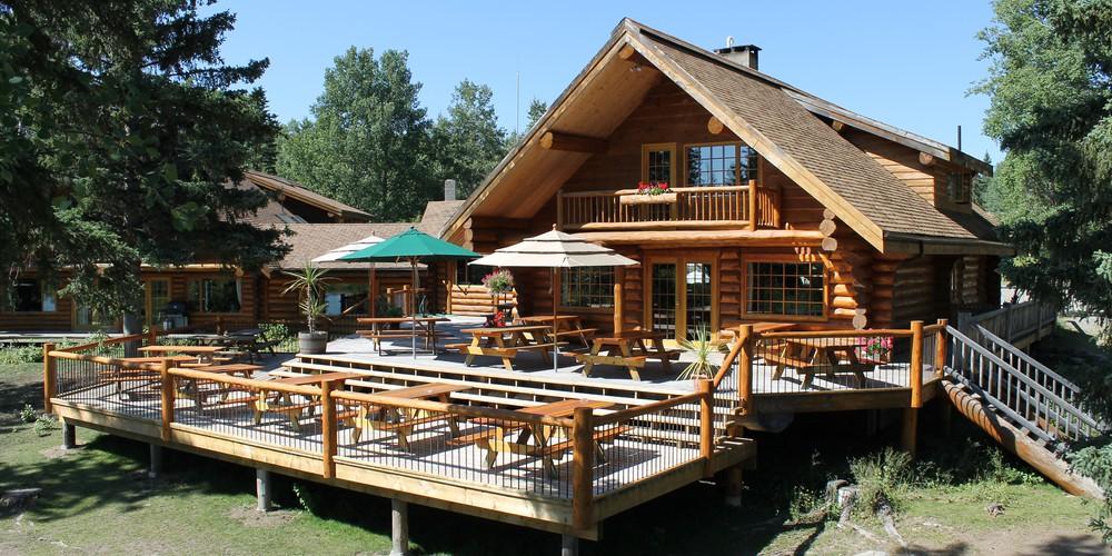 Ten-ee-ah Lodge - British Columbia - Canada - Doets Reizen