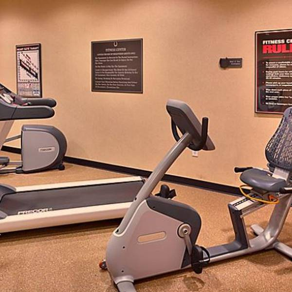 Holiday inn Express Kanab fitness