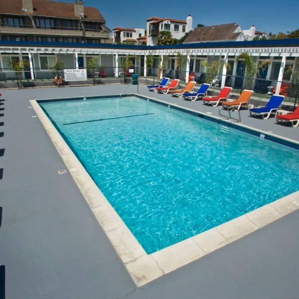 Beach Street Inn & Suites - pool