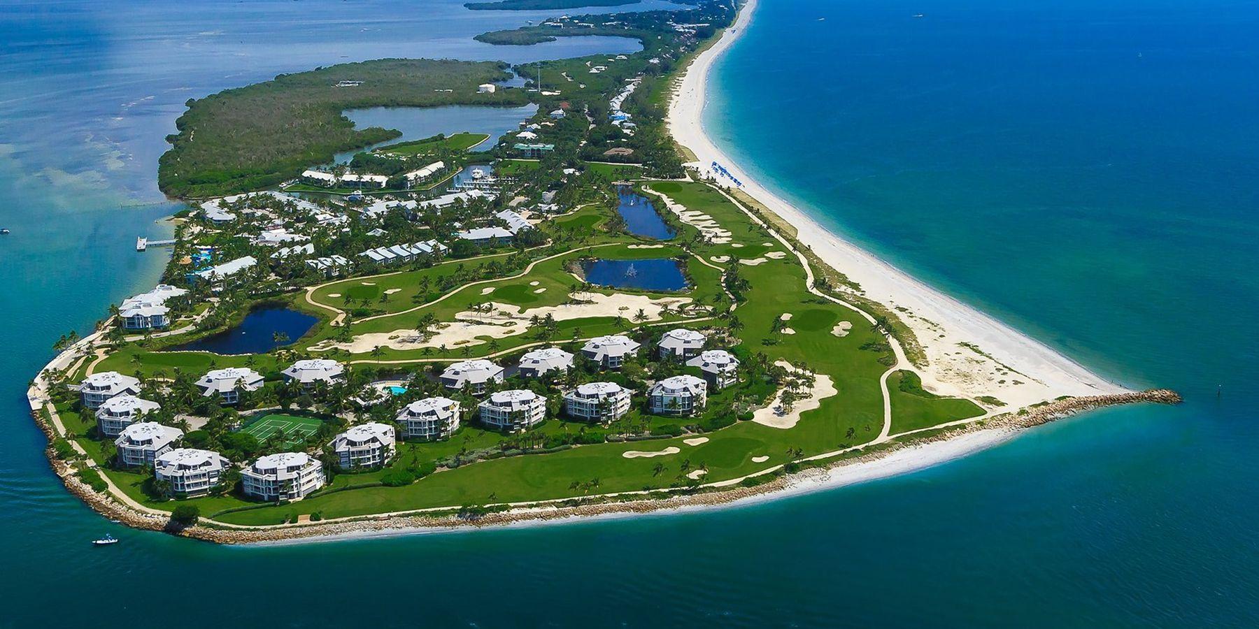 South Seas Island Resort - Florida vakantie - Strandvakantie Florida - Doets Reizen
