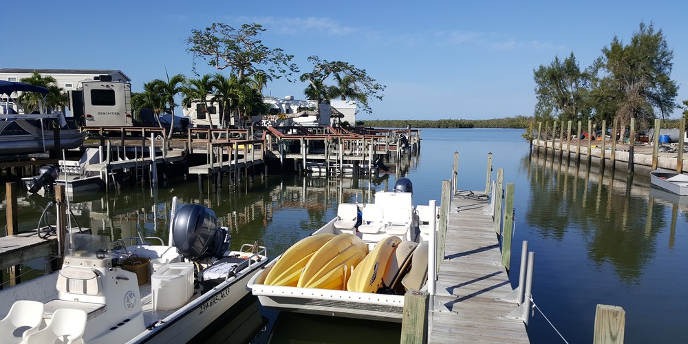 Kayak Tour - Everglades National Park - Florida - Doets Reizen