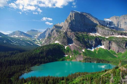 Glacier NP in Montana