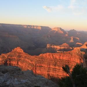 dag 2 in het Grand Canyon NP - Dag 24 - Foto