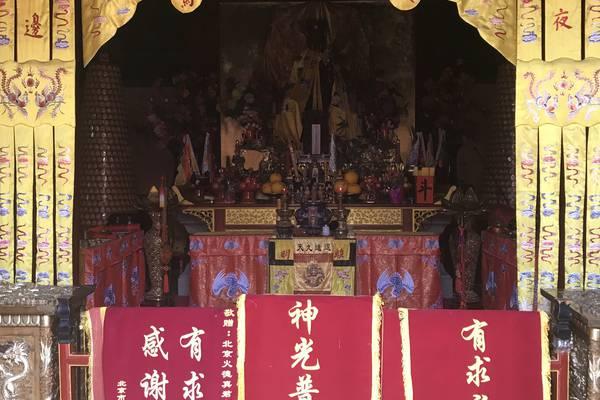 Tempel - Beijing - China - Doets Reizen