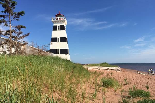 Westpoint Light House - Prince Edward Island - Canada - Doets Reizen