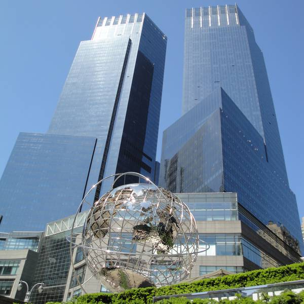 Time Warner Center - New York - Doets Reizen