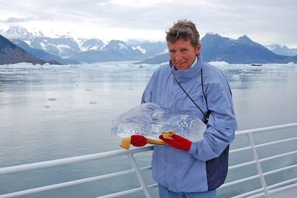 Columbia Glacier - Alaska - Doets Reizen