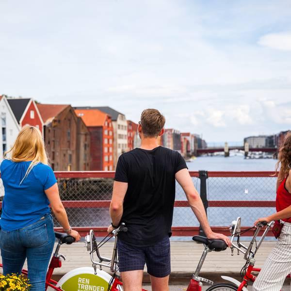 Trondheim - Doets Reizen - Vakantie Noorwegen  - VisitNorway