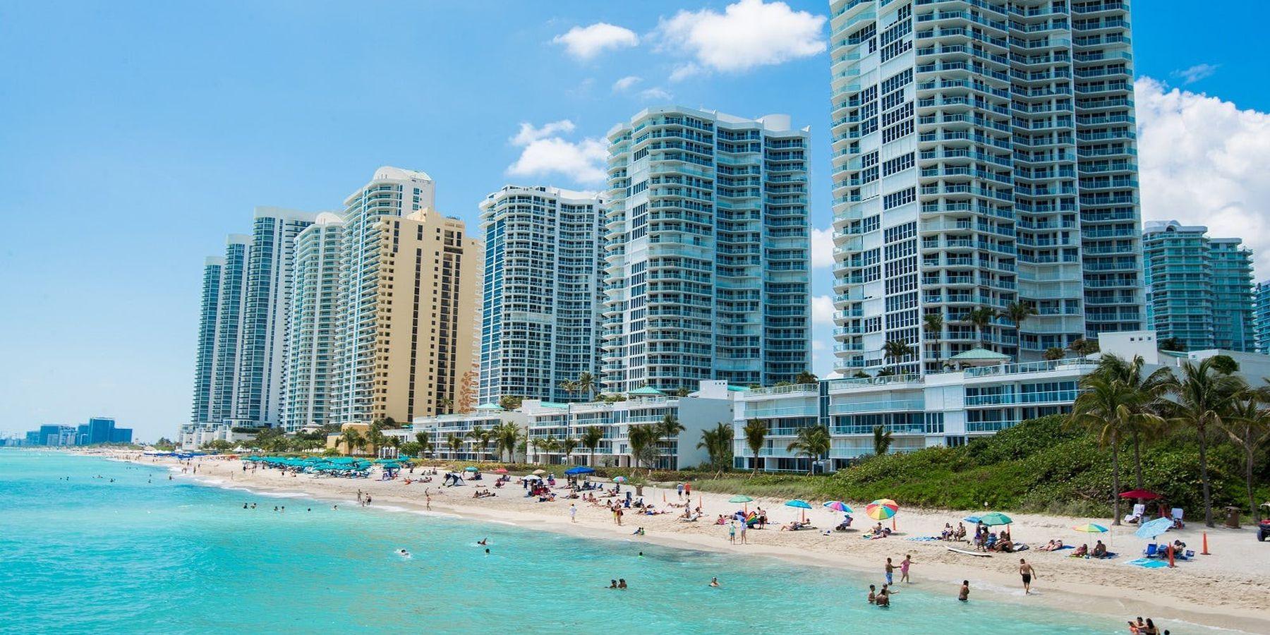 Sunny Isles Beach - Florida - Doets Reizen