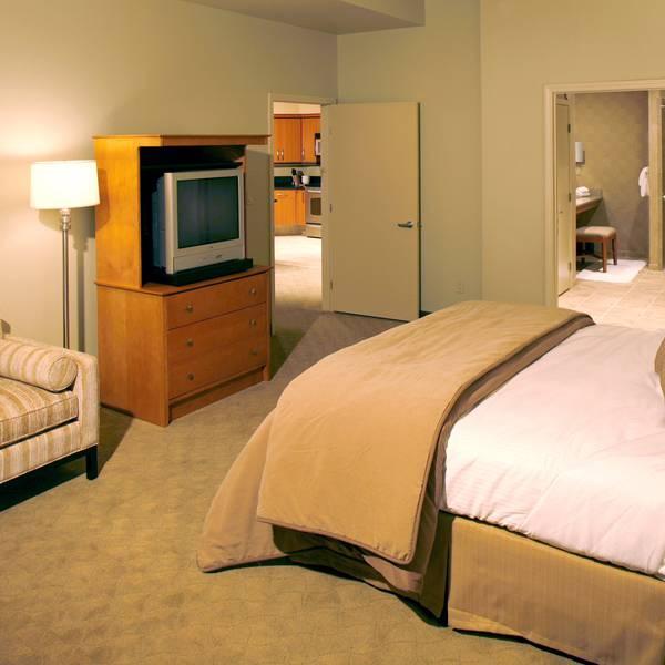 Platinum Hotel & Casino - kamer