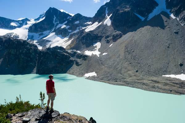 Wedgemont Lake - Whistler - British Columbia - Canada - Doets Reizen