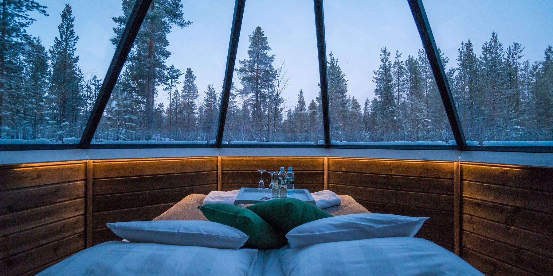 Ivalo - Doets Reizen - Vakantie Finland - Credits VisitFinland