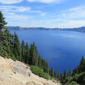 Crater Lake - Dag 22 - Foto