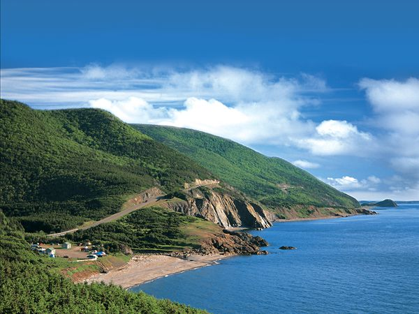 Cape Breton National Park - Nova Scotia - Canada - Doets Reizen