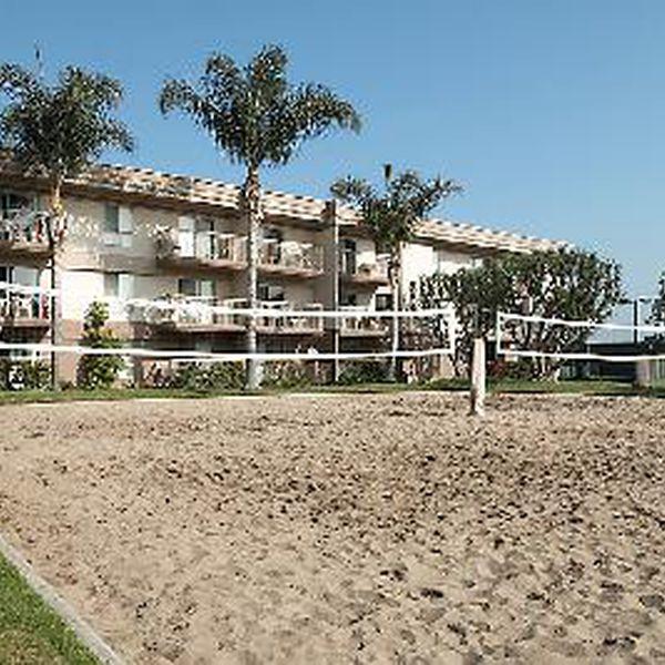 Long Beach Marina Apartments - aanzicht