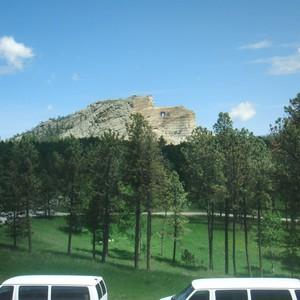 Black Hills met Rushmore Mountain - Dag 19 - Foto