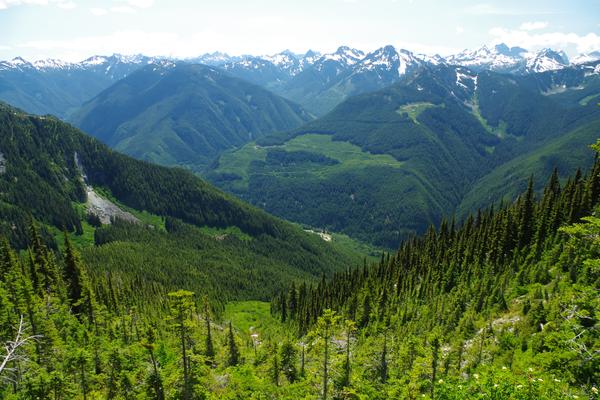 Coquihalla Canyon Provincial Park - British Columbia - Canada - Doets Reizen