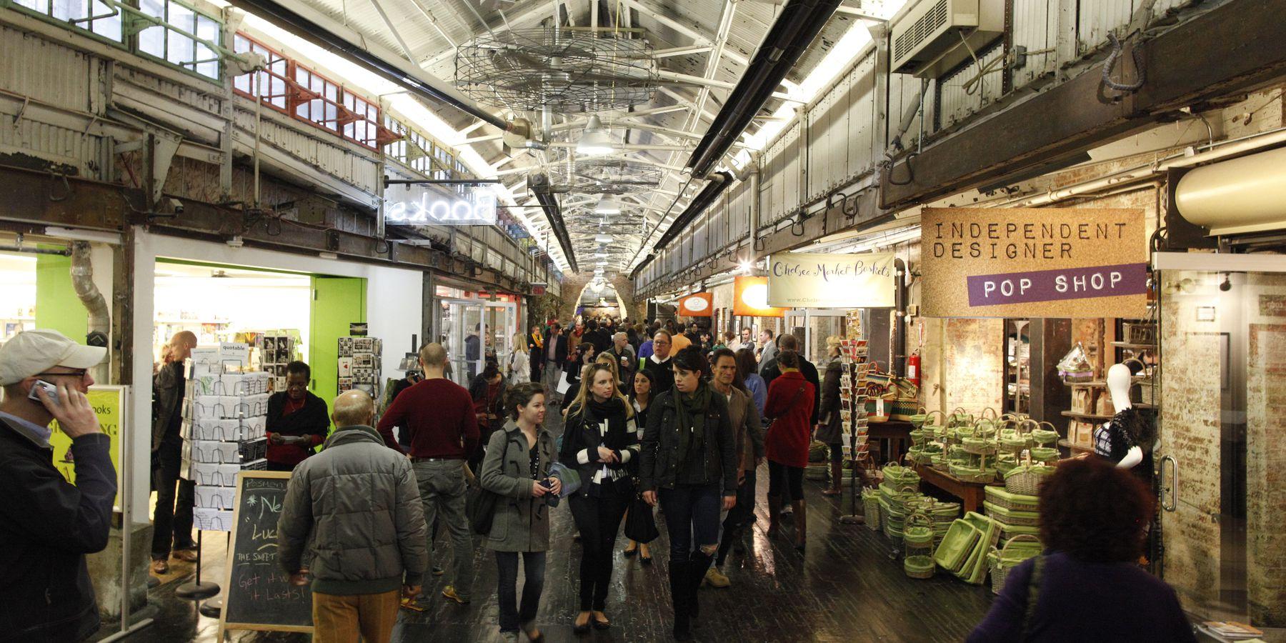 Chelsea Market - New York - Doets Reizen