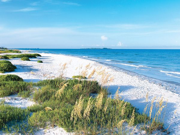 Fort de Soto St. Pete Beach Florida