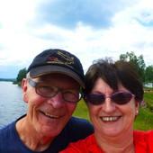 Bert en Yvonne Huisman