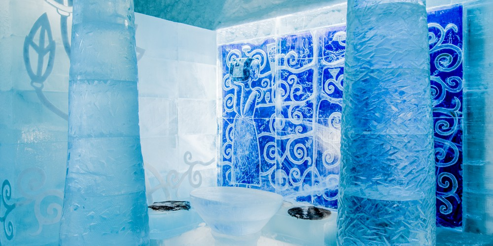 Icehotel 365 in Zweden - Vakantie Zweden - Doets Reizen